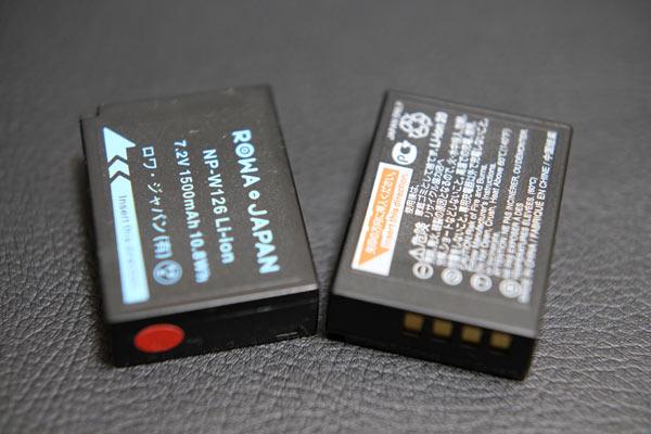 ミラーレスカメラで動画撮影するなら予備バッテリーは必須