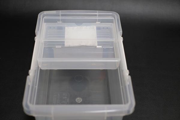 ナカバヤシ キャパティ ドライボックス 防湿庫の除湿剤