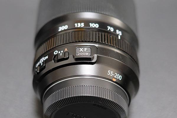 XF55-200mm F3.5-4.8 R LM OIS仕様