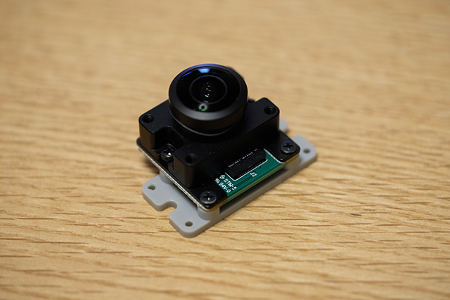 DesignSpark ラズベリーパイカメラ 広角VR220カメラ