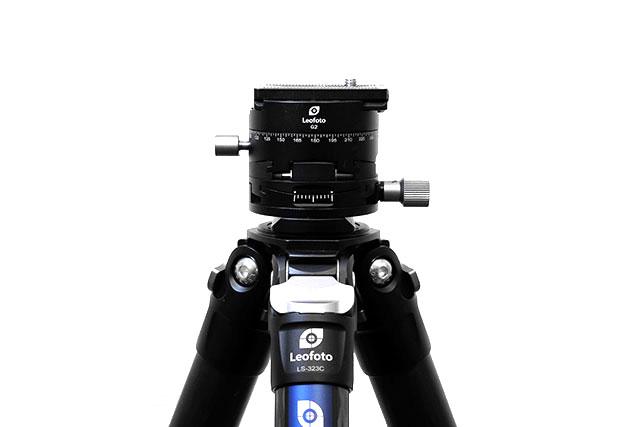 LS-323C + G2(60mm)