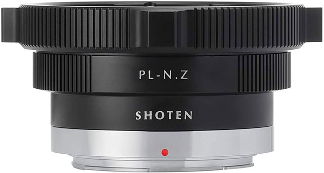 PL-Z(ニコンZ)