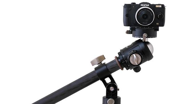 LeofotoのスライディングアームHC-28