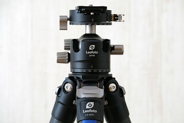 Leofoto LH-40
