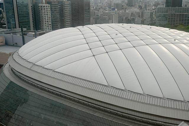 東京ドームでの持ち込みルール