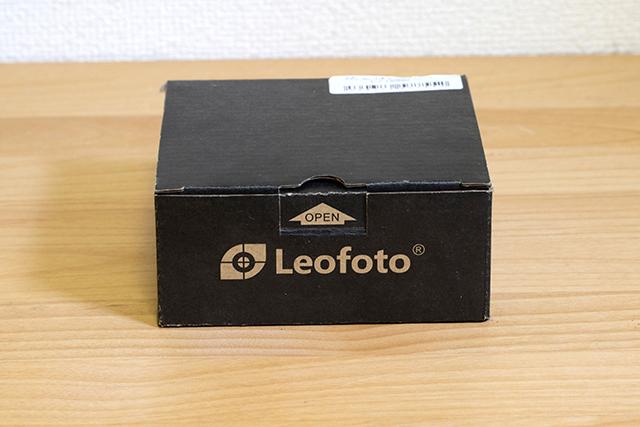 Leofotoのレバークランプ PCL-60